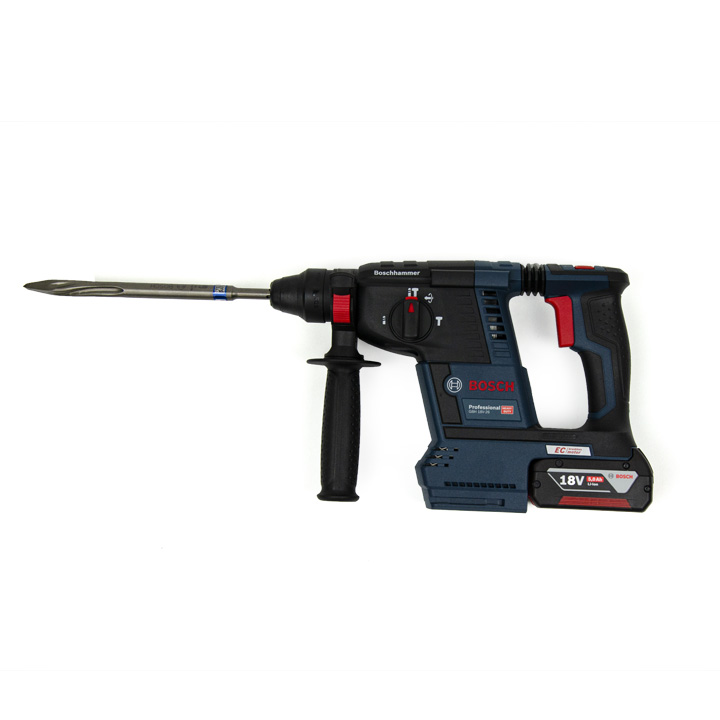 Bosch Akku-Bohrhammer (4 kg) GBH 18 V 26