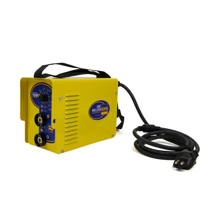 GYS E-Schweissgerät Gysmi 160 P Set