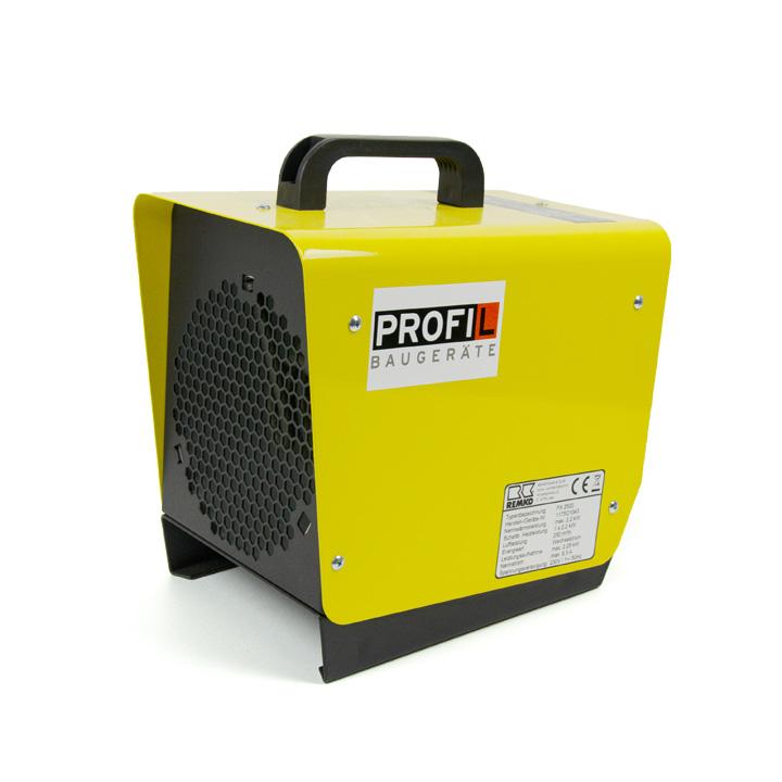 Profil Elektroheizer PX 2500