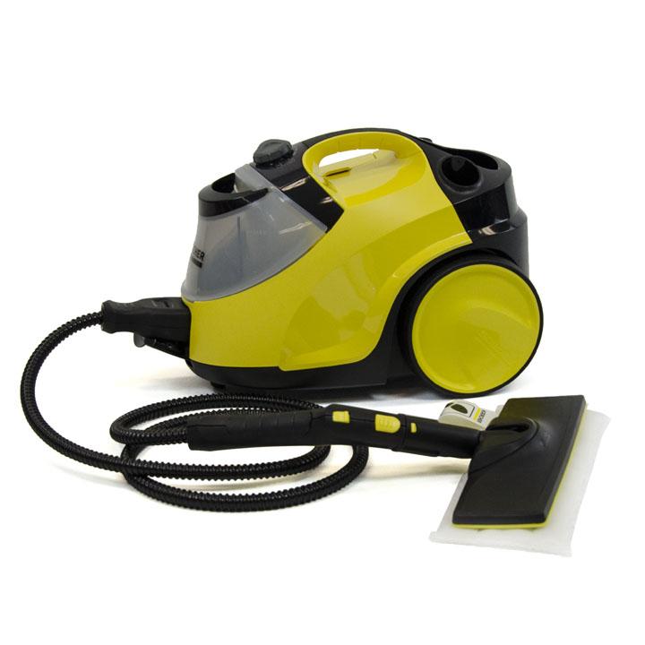 Kärcher Dampfreiniger mit Tapetenlöser SC5 Easyfix