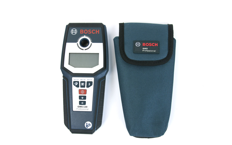 Bosch Detektor / Leitungssuchgerät GMS 120