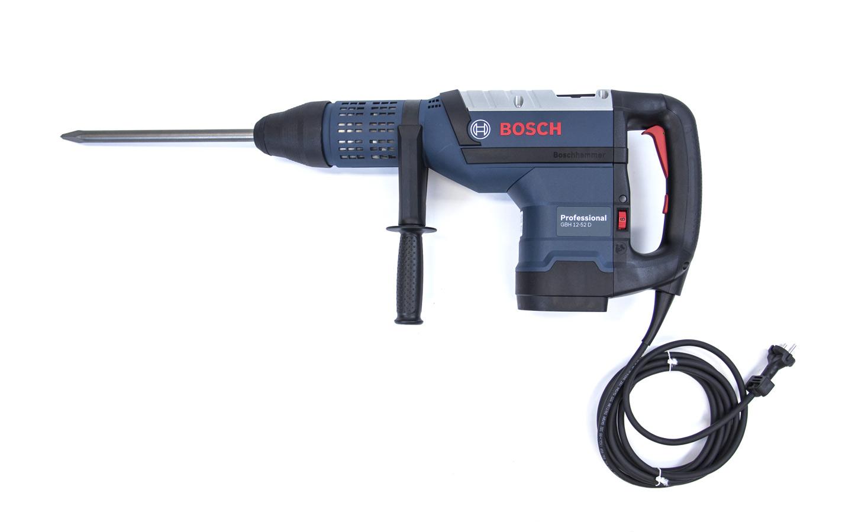Bosch Bohrhammer (12 kg) GBH 12-52 DV