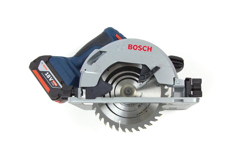 Bosch Akku-Handkreissäge GKS 18V-57
